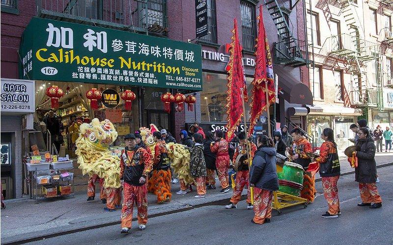 Chinatown Festivities