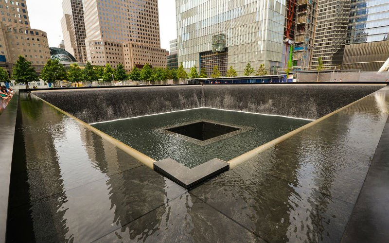 The National 9/11 Memorial